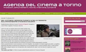 agenda cinema torino
